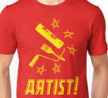 Working Class Artist Unisex T-Shirt
