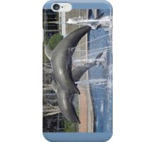 Dolphin Fountain iPhone Case/Skin