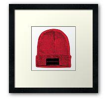 twentyone pilots - red hat Framed Print