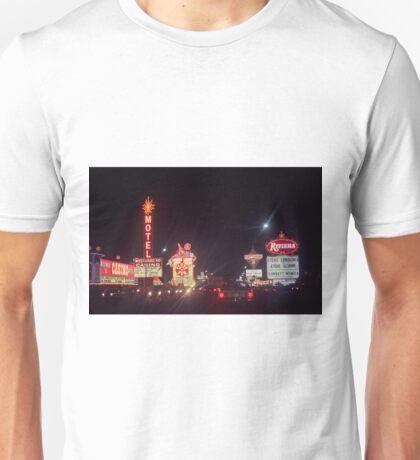 Las Vegas 1980 Unisex T-Shirt
