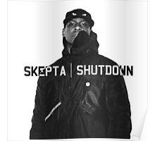 Skepta Shutdown | 2016 Poster