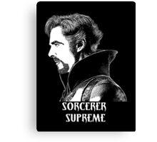 Sorcerer Supreme Canvas Print