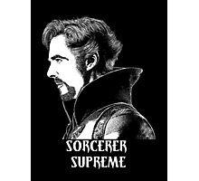 Sorcerer Supreme Photographic Print