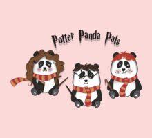 Potter Panda Pals Baby Tee