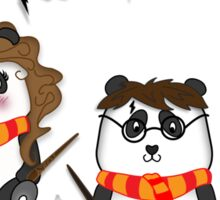 Potter Panda Pals Sticker