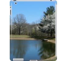 Springtime Neighborhood Walk - 2       ^ iPad Case/Skin