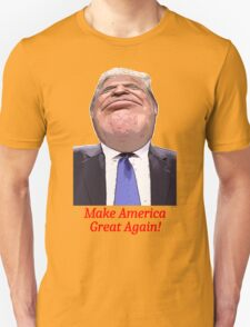 Trump, make America great again! Unisex T-Shirt