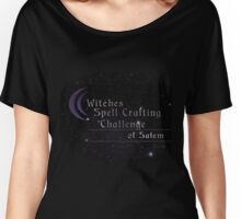 Witches Spell Crafting Challenge of Salem  Women's Relaxed Fit T-Shirt