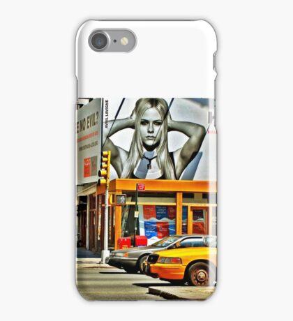 New York City Glimpse iPhone Case/Skin