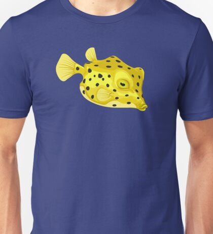Fish: Yellow Boxfish Unisex T-Shirt