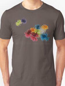 Spongey Color Fun  Unisex T-Shirt