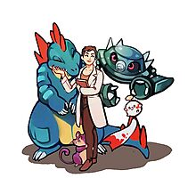 Fallout 4 X Pokémon - Carie/Curie (Limited Edition - ONE DAY LEFT) Photographic Print