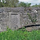 Churchyard Wall by Ethna Gillespie