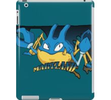 Maryland Blue Krabbys iPad Case/Skin