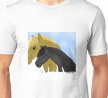 horses:) Unisex T-Shirt