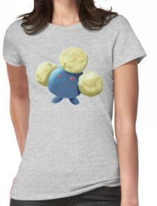 Jumpluff!! Womens Fitted T-Shirt