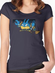 Maryland Blue Krabbys Women's Fitted Scoop T-Shirt