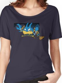 Maryland Blue Krabbys Women's Relaxed Fit T-Shirt