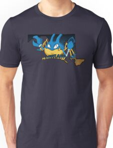 Maryland Blue Krabbys Unisex T-Shirt