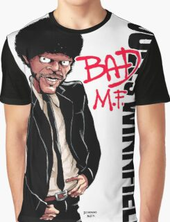 Bad M.F. Graphic T-Shirt