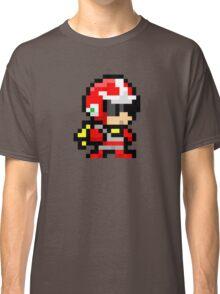 Proto man pixel art  Classic T-Shirt