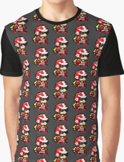 Proto man pixel art  Graphic T-Shirt