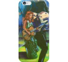 Wanita! Dragon! Bourbon Street! Airlie Beach Music Festival iPhone Case/Skin