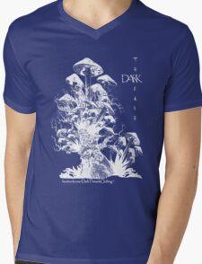 MUSHROOM GROWTH Mens V-Neck T-Shirt