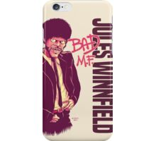 Bad M.F. [alt colour] iPhone Case/Skin