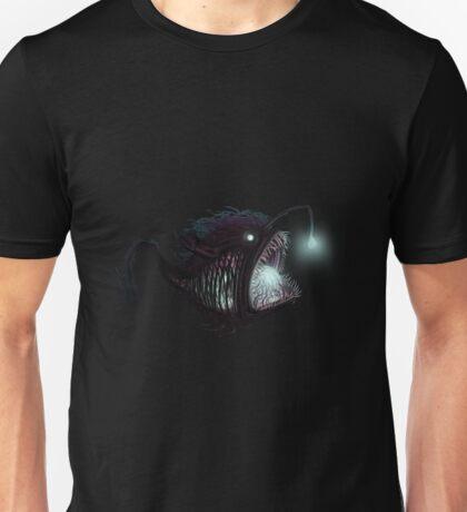 Deep sea angler - Diceratias nassa Unisex T-Shirt