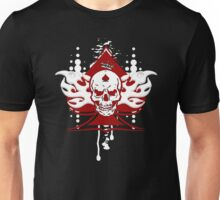 Ace Of Spades Skull Unisex T-Shirt