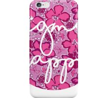 Sigma Kappa iPhone Case/Skin