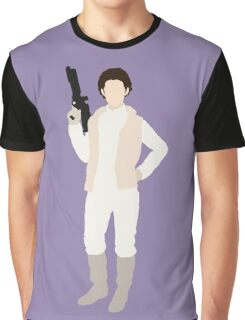Leia 1 Graphic T-Shirt