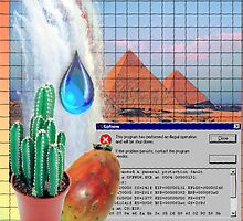 Water In The Desert by plantqueen