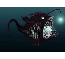 Deep sea angler - Diceratias nassa Photographic Print