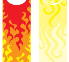 Avatar the Last Airbender - Four Element Kingdoms Sticker