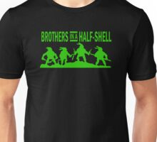 Brothers in a Half-Shell Unisex T-Shirt