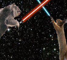 Star Wars the Koala strikes back Sticker