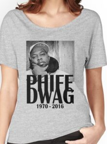 Phife Dawg - Black Women's Relaxed Fit T-Shirt