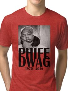 Phife Dawg - Black Tri-blend T-Shirt