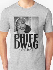 Phife Dawg - Black Unisex T-Shirt