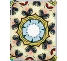 Estefania Kaleidoscope abstract  iPad Case/Skin