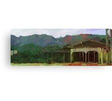 Dah Pindah Canvas Print
