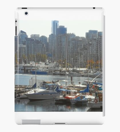 Boats & Buildings iPad Case/Skin