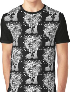 Bubbling Mind  Graphic T-Shirt