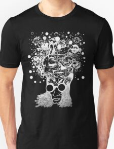 Bubbling Mind  Unisex T-Shirt