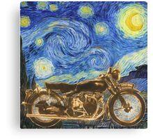 Vincent: Van Gough Canvas Print