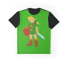 Ocarina of Time - Young Link Graphic T-Shirt
