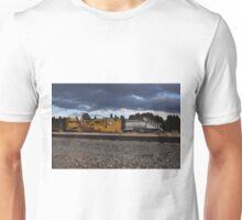 railway snowplow Unisex T-Shirt