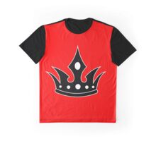 Tribal Crown Graphic T-Shirt